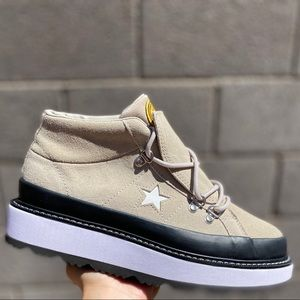 Converse Mountain Club Lined Womens Boots Shoes 8